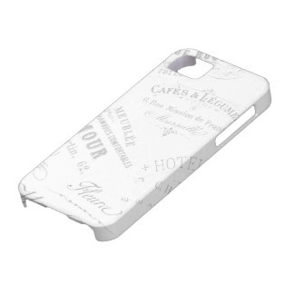 Vintage French Business Logos iPhone 5 Cover