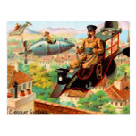 Vintage French Chocolat Suchard Flying Machines