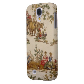 Vintage French Country Toile Case-Mate HTC Vivid