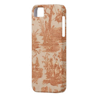 Vintage French Country Toile  iPhone 5 iPhone 5 Cases