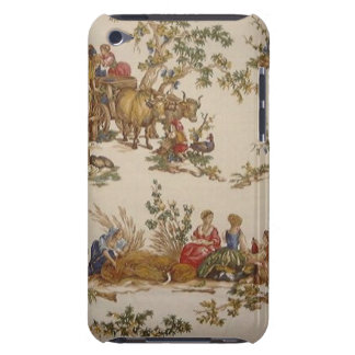 Vintage French Country Toile iPod Touch Case