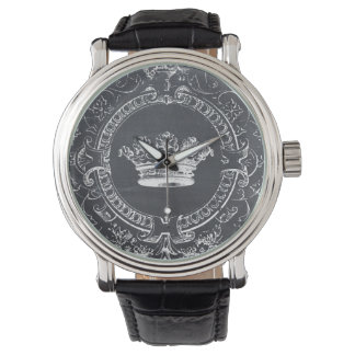 Vintage french crown watch