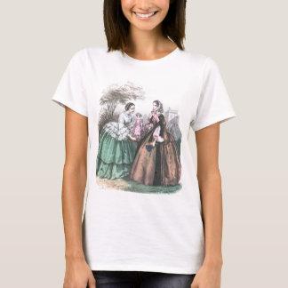 Vintage French Fashion T-shirt