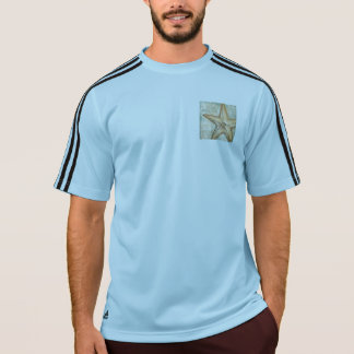 Vintage French Starfish Art T-Shirt