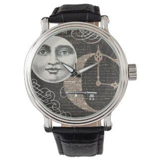 Vintage French steampunk watch