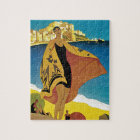 Vintage French Travel Jigsaw Puzzle