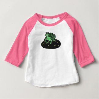 Vintage Frog on a Lilly Pad Shirt