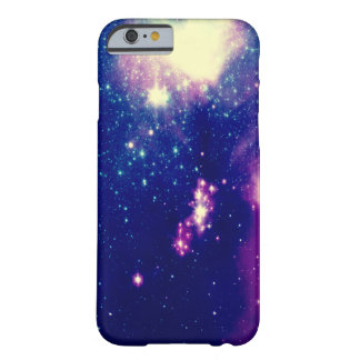 Vintage Galaxy Space Nebula iPhone 6/6S case