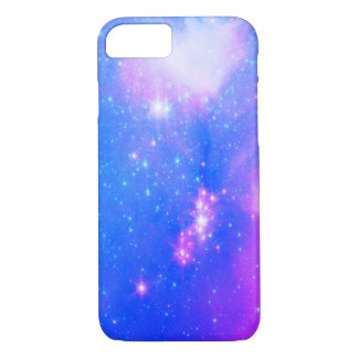 Vintage Galaxy Space Nebula iPhone 7/8 case