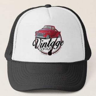 Vintage Garage Truck Trucker Hat