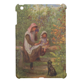 Vintage Garden Art - Allingham Helen iPad Mini Cover
