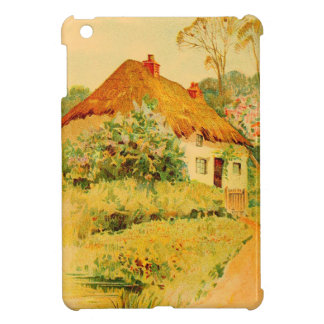 Vintage Garden Art - At the Portal 1904 Cover For The iPad Mini