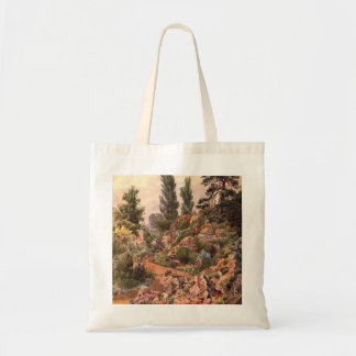 Vintage Garden Art - Martin Thomas Mower Bags