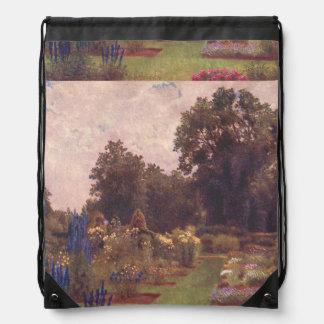 Vintage Garden Art - Martin, Thomas Mower Rucksacks