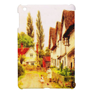 Vintage Garden Art - Quinton Alfred Cover For The iPad Mini