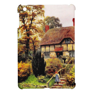 Vintage Garden Art - Quinton Alfred iPad Mini Cases