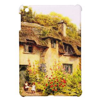 Vintage Garden Art - Quinton Alfred iPad Mini Case
