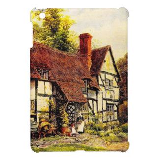 Vintage Garden Art - Quinton Alfred iPad Mini Cover