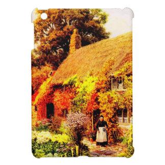 Vintage Garden Art - Quinton Alfred iPad Mini Covers