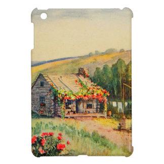 Vintage Garden Art - Steele Zulma deL Case For The iPad Mini