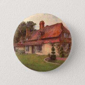 Vintage Garden Art - Tyndale, Walter 6 Cm Round Badge