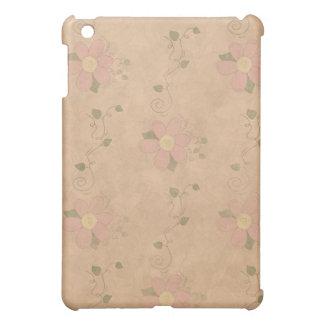 Vintage Garden Floral  iPad Mini Cases