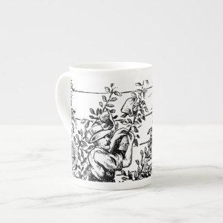 Vintage Gardener personalized 90th Birthday Mug