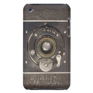 Vintage German Folding Camera iPod Touch Case-Mate Barely There iPod Case
