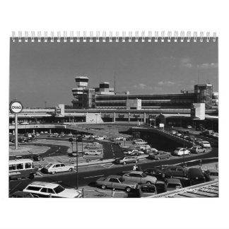 Vintage germany 1970 calendar