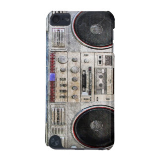 vintage ghetto blaster iPod touch (5th generation) case