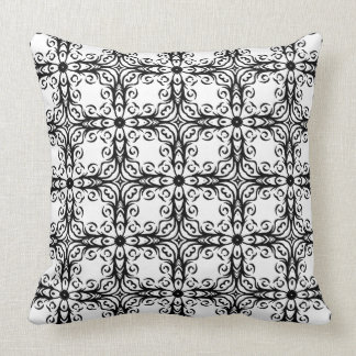 Vintage Glam Pattern Pillow