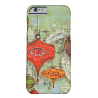 Vintage Glass Ornaments Barely There iPhone 6 Case