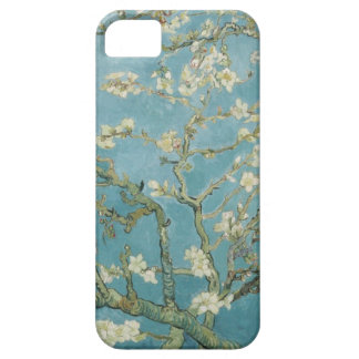 Vintage Gogh Almond Branches Park Trees Blossoms Barely There iPhone 5 Case