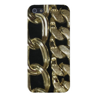 Vintage Gold Bling iPhone 5/5S Covers