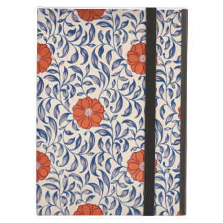 Vintage Gold Flowers Case For iPad Air