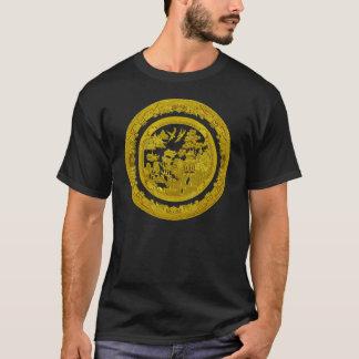 Vintage Gold willow pattern T-Shirt