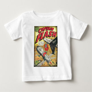 Vintage Golden Age Comic Book Baby T-Shirt