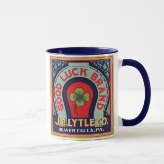 Vintage Good Luck Brand J. Bl Lytle Co. Crate Labe