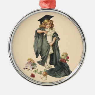 Vintage Graduation, Congratulations Class of 2012 Christmas Tree Ornaments