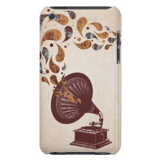 Vintage Gramophone iPod Touch case