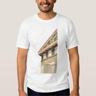 Vintage Greek Architecture, Temple of Athena T-shirt
