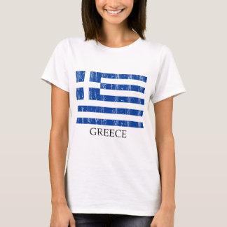 Vintage Greek Flag T-Shirt