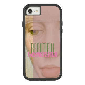Vintage Green-Eyed Beauty Case-Mate Tough Extreme iPhone 8/7 Case