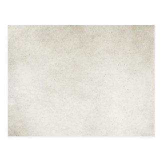 Vintage Grey Grunge Antique Parchment Background Postcard