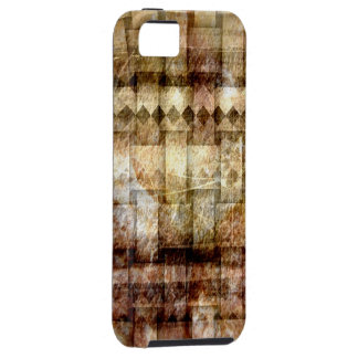 Vintage grunge art graphic design 2 iPhone 5 covers