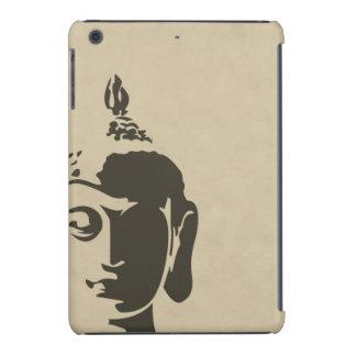 Vintage grunge Buddha art hipster trendy retro chi iPad Mini Retina Cover
