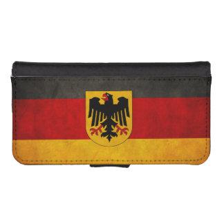 Vintage Grunge Deutschland Flag Germany Flag