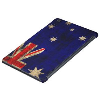 Vintage Grunge Flag of Australia iPad Mini Cover