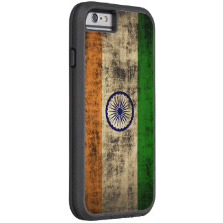 Vintage Grunge Flag of India Tough Xtreme iPhone 6 Case