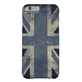 Vintage Grunge UK Flag iPhone 6 Case